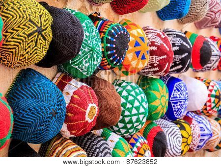 Colorful Souvenirs Of Morocco
