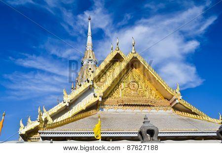 Wat Sothonwararam. Thailand