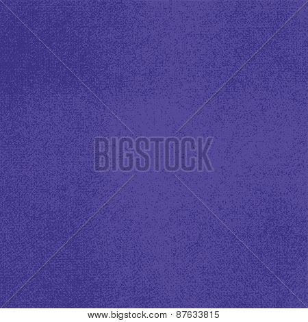 Vector Canvas. Rich Blue Color Color