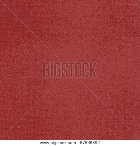 Vector Canvas Red Color