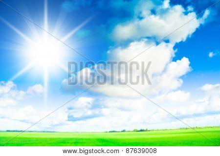 Grass Outdoor Rural Landscape