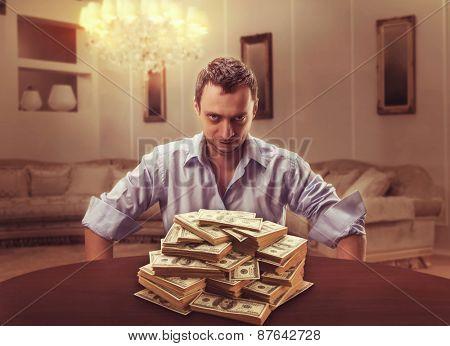 Suspicious lender