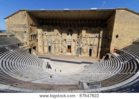 The Theatre Antique D'orange