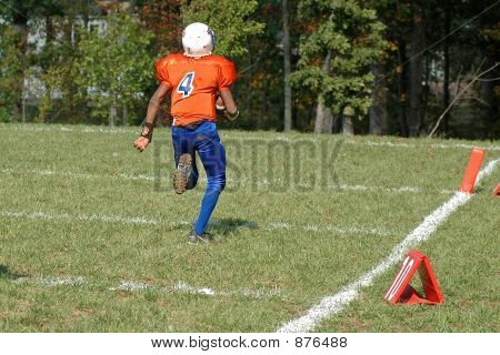 Football Running Back