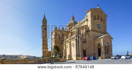 Ta' Pinu Church In Gozo