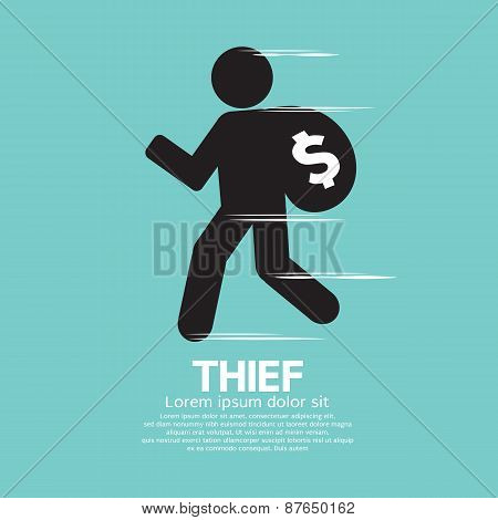 Thief Black Symbol.