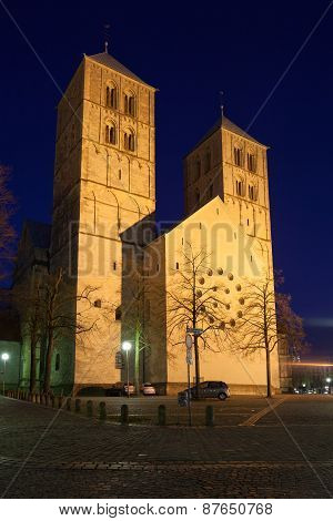 St. Paul's Cathedral In Munster, Germany