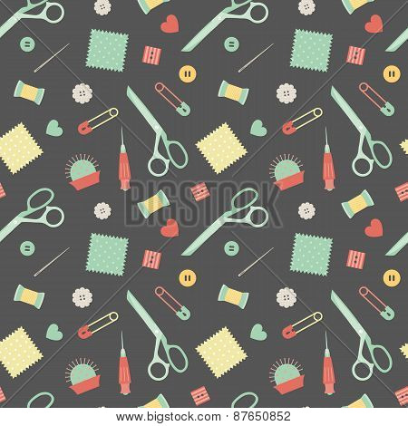 sewing accessories pattern