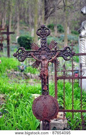 Cemetery Cross
