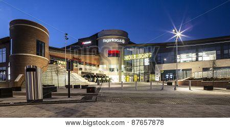 Regent Circus Swindon