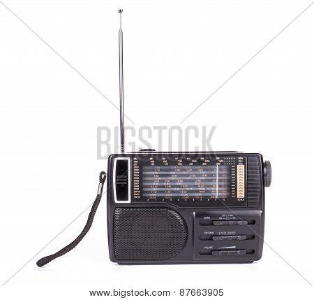 Retro radio.
