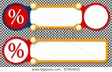 Two Vector Abstract Frames
