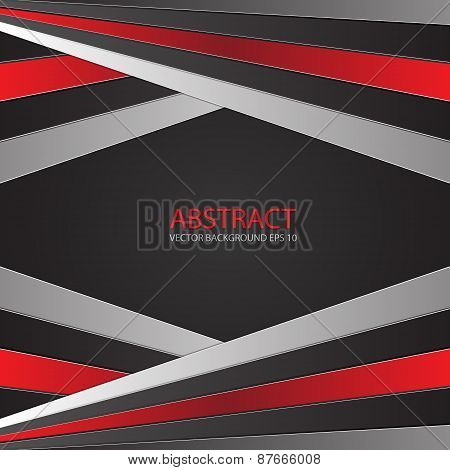 Abstract Background Red Color