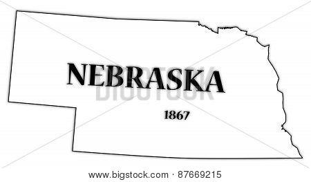 Nebraska State And Date