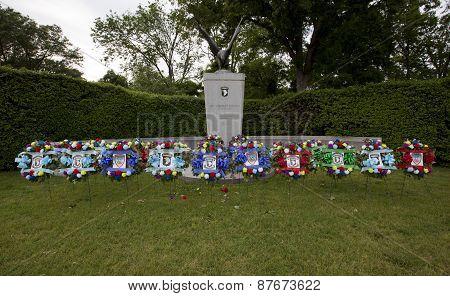 101st Airborne Division Memorial