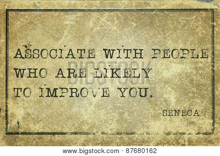 Improve You Seneca