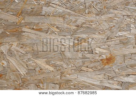 OSB chipboard