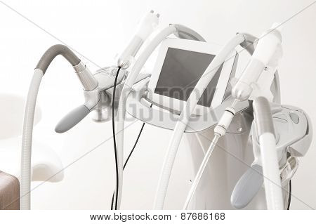 Advanced equipment for body shaping and treatments