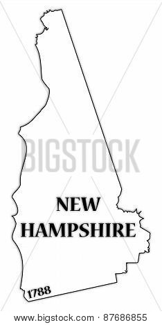 New Hampshire State And Date