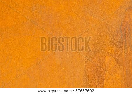 Rusty Metal Sheet