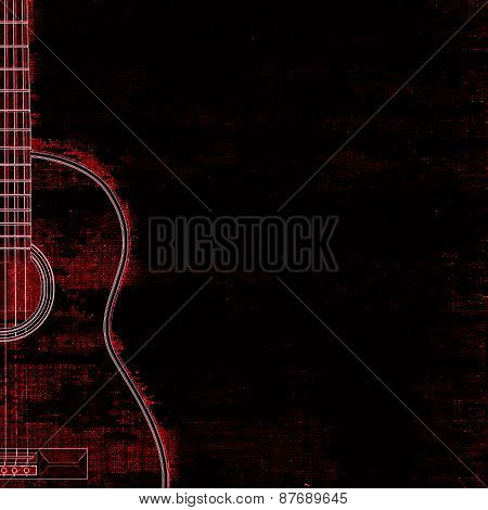 Abstract Jazzl Background