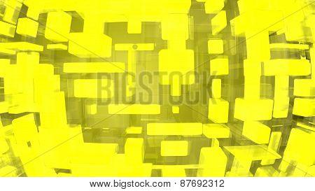 yellow modern mackground
