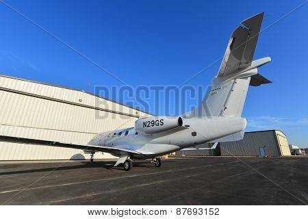 Maintenance for Corporate Jet