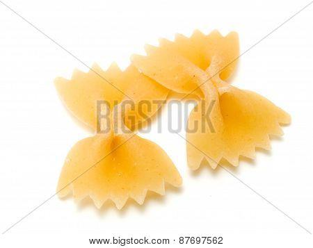 Uncooked Pasta - Farfalle