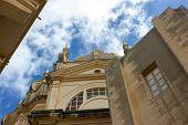 picture of gozo  - Sannat parrocchia dedicata a S - JPG