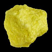 foto of periodic table elements  - The chemical element sulfur is in the periodic system in the sixth main group and has the period number 16th - JPG