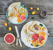 picture of breakfast  - Spring vitamin breakfast set - JPG