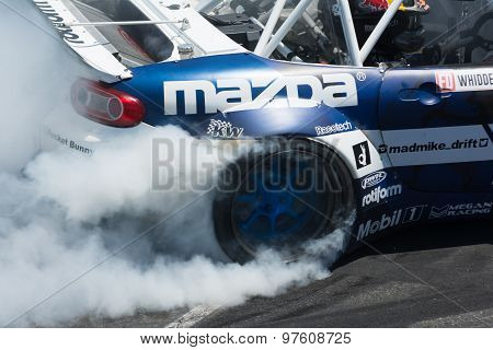 Red Bull Mazda Mx-5 Miata