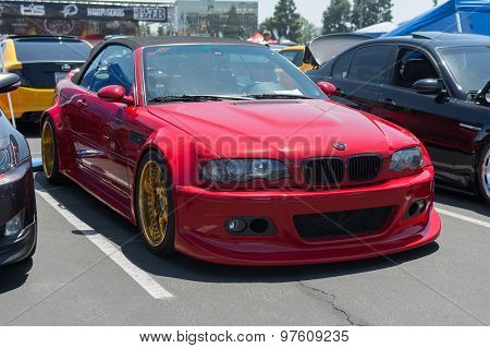 Bmw Tuned Car