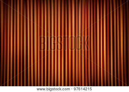 Corrugated paper grunge background