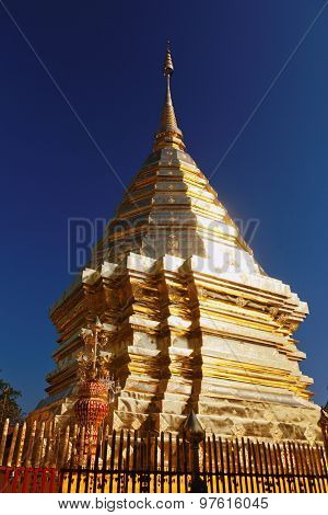 Wat Phrathat Doi Suthep, Thailand