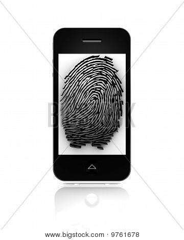 Mobile fingerprint