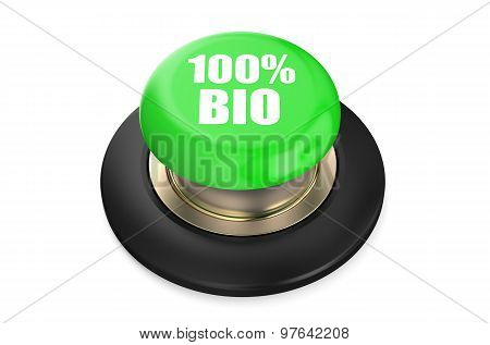 100 Percent Bio Green Pushbutton