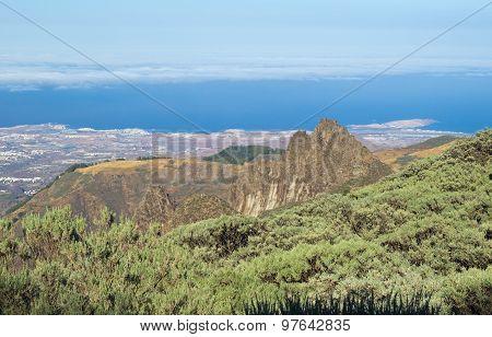 Inland Gran Canaria