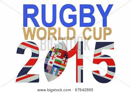 Rugby World Cup 2015 Great Britain Concept