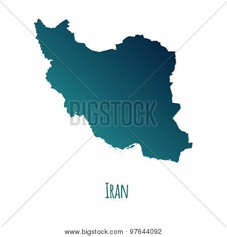 Iraqi Kurdistan Map