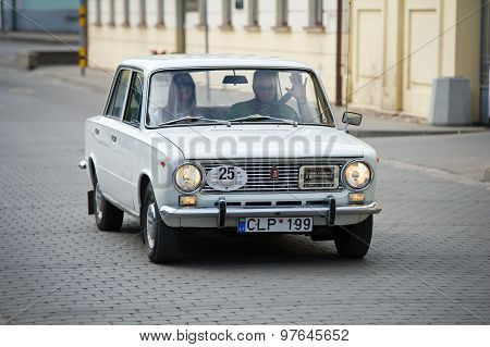 VAZ-2101 Zhiguli car