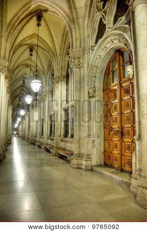 Townhall Corridor