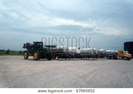 Agricultural Chemical Trucks