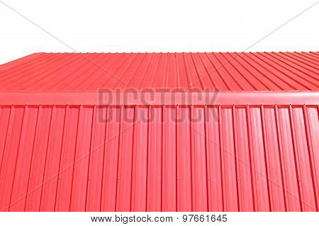 Corrugated Metal Roof For Factory