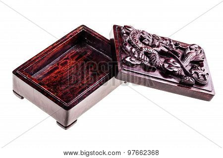 Chinese Open Casket