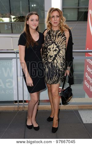 LOS ANGELES - AUG 1:  Joely Fisher at the The Dizzy Feet Foundation`s Celebration Of Dance Gala at the Club Nokia on August 1, 2015 in Los Angeles, CA