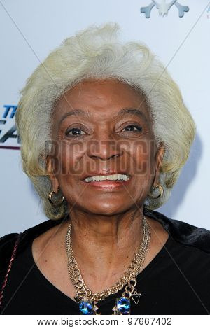 LOS ANGELES - AUG 1:  Nichelle Nichols at the