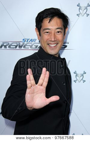 LOS ANGELES - AUG 1:  Grant Imahara at the