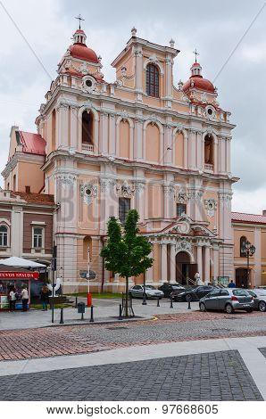 Catholic Church Of St. Casimir, Vilnius