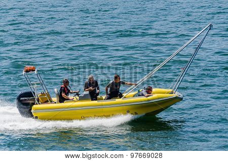 Osprey Powerboat Rescue Team